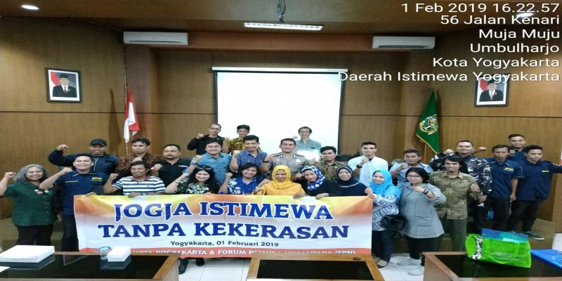 Sarasehan Penangana Konflik Sosial (PKS) Kota Yogyakarta