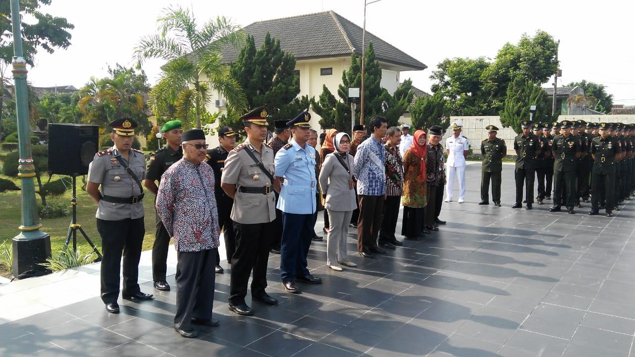 Ziarah Peringatan Serbuan Kotabaru 7 Oktober 1945 ke-74 Tahun 2019