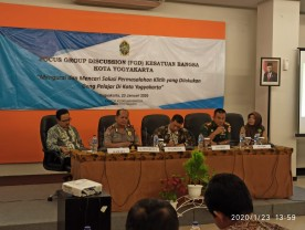 Mengurai dan Mencari Solusi Permasalahan Klitih yang Dilakukan Geng Pelajar di Kota Yogyakarta