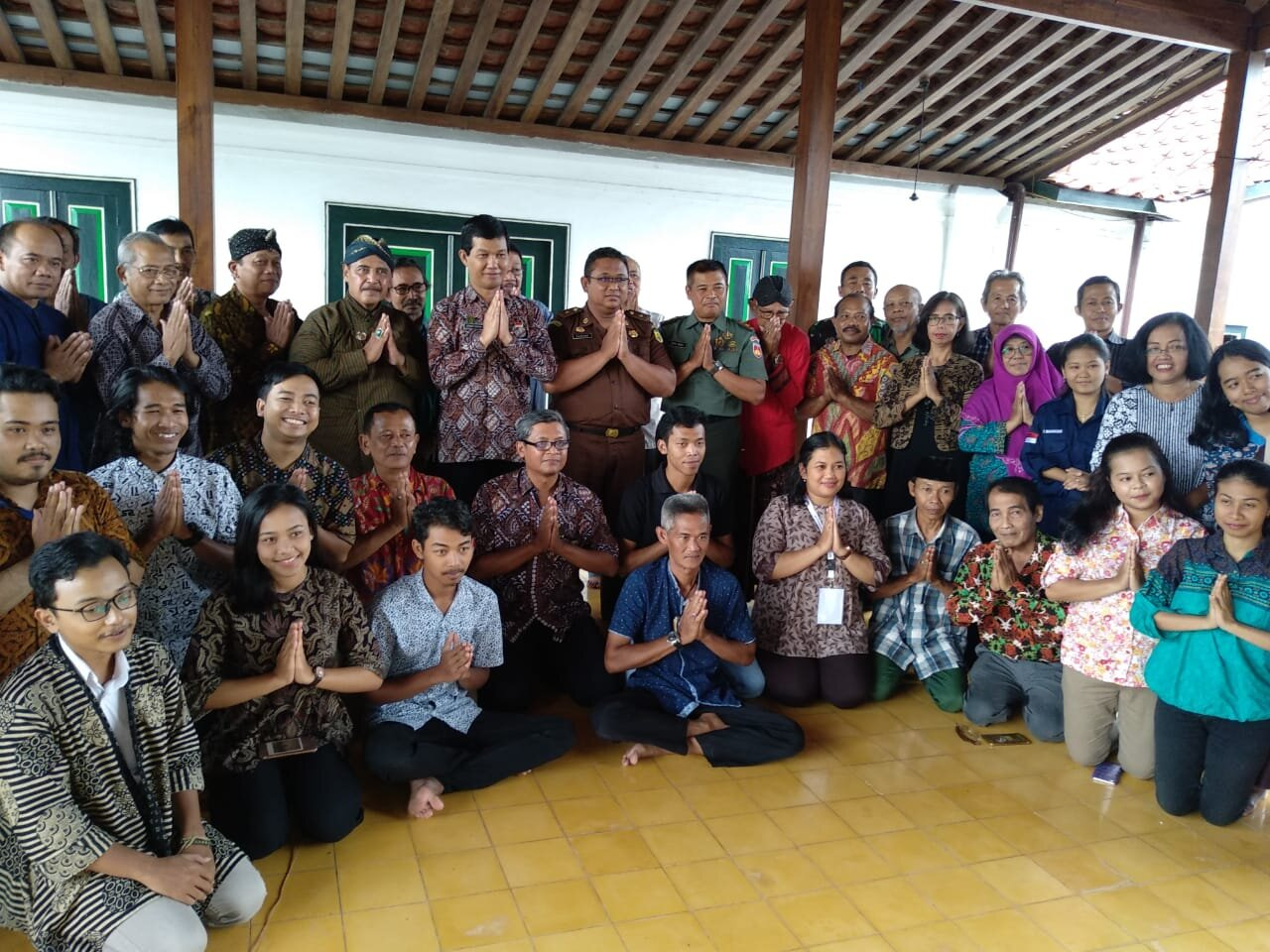 Sarasehan Penghayat Kepercayaan Kepada Tuhan YME Kota Yogyakarta