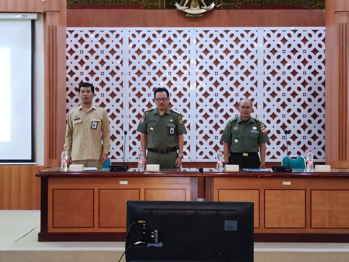 Pemantapan Rasa Nasionalisme Bagi Organisasi Masyarakat/LSM Kota Yogyakarta