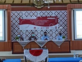 Pengukuhan Tim PORA (Pengawasan Orang Asing) Tingkat Kemantren se-Kota Yogyakarta